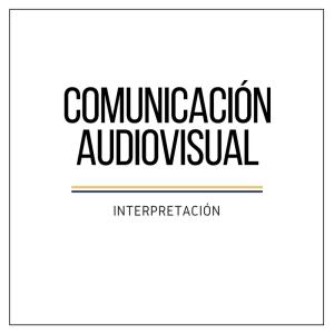 comunicacionaudiovisual